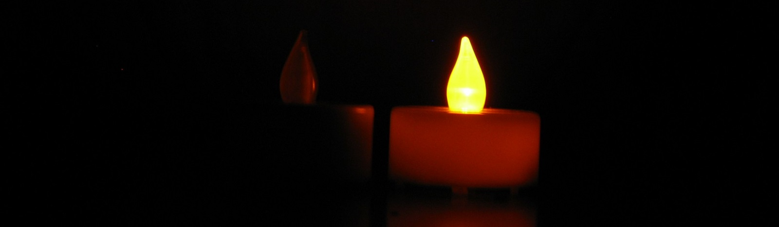 Battery-Operated Candle
