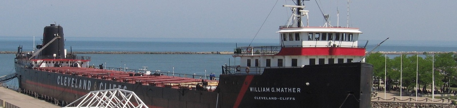 William G. Mather Cleveland Cliffs