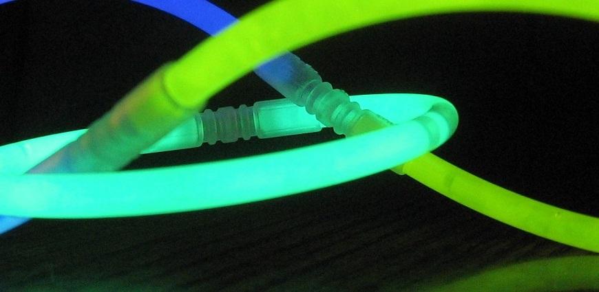 Interwoven Glow Bracelets