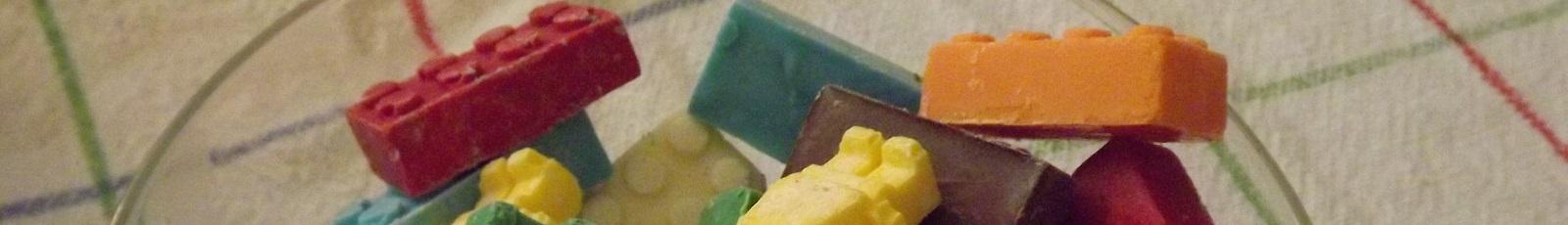 Candy Lego Shapes