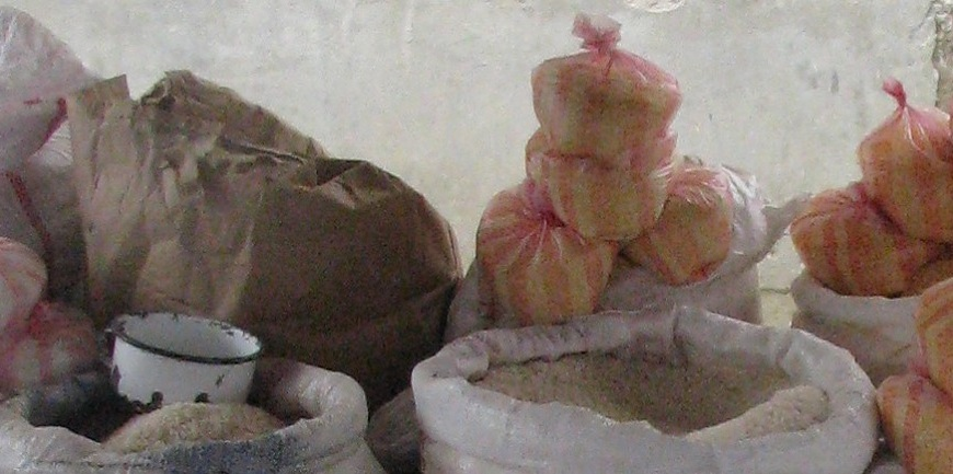 Single-Meal Bags of Grain