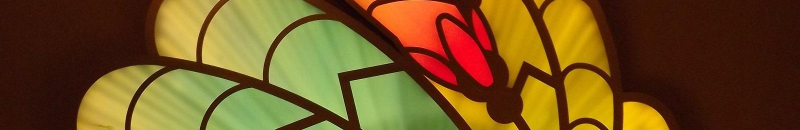 Chandelier Color Detail