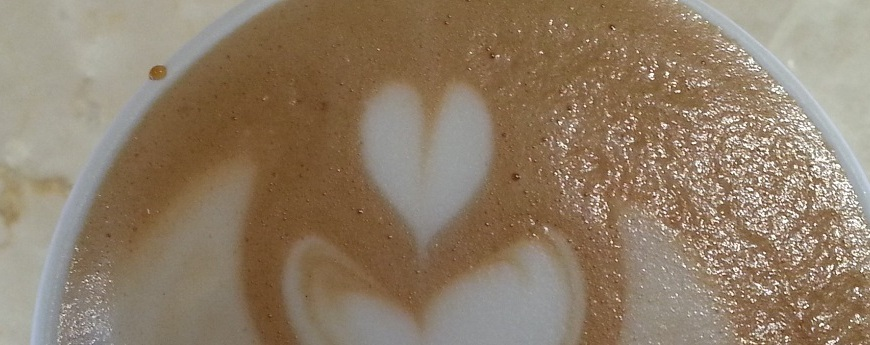 Hearts in Coffee