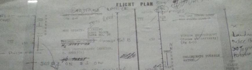 Space Flight Plan