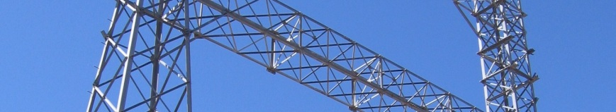Electrical Line Tower