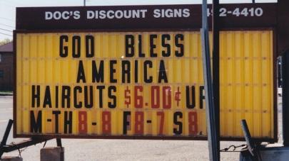 God Bless America 12