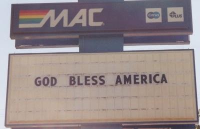God Bless America 22