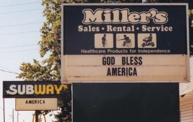 God Bless America 27