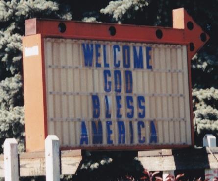 God Bless America 9