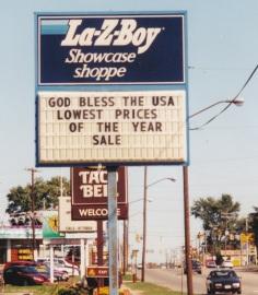 God Bless the USA 1