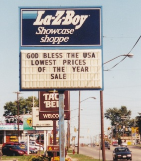 God Bless the USA 1