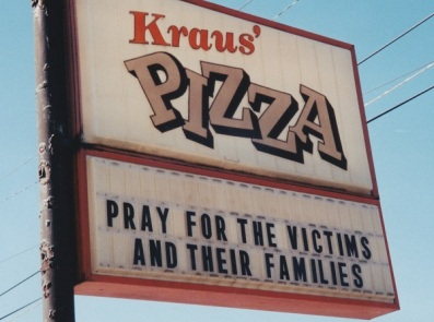 Pray for the Vicitims and Their Families