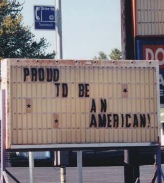 Proud to Be an American 1