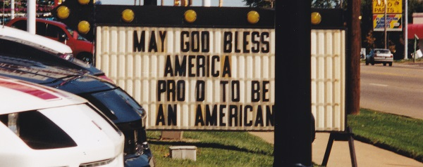 Proud to Be an American 4
